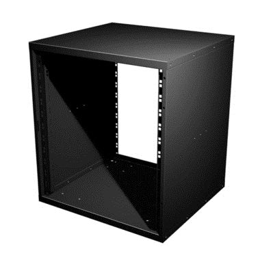 "10U 19 Inch Flat Pack Rack Cabinet 480mm/18.9"" Deep R8400-10"