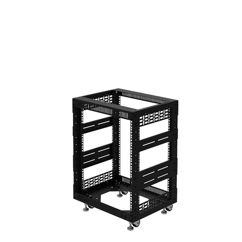 "12U Open Tower Rack System 400mm / 16"" Deep R8200-16/12UK"