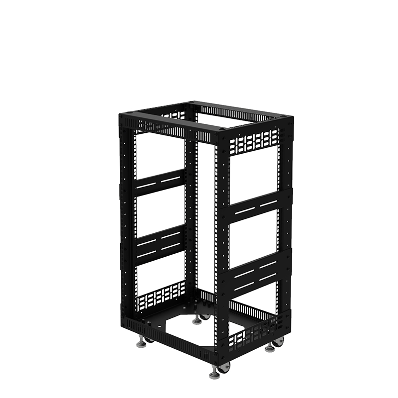 "16U Open Tower Rack System 400mm / 16"" Deep R8200-16/16UK"