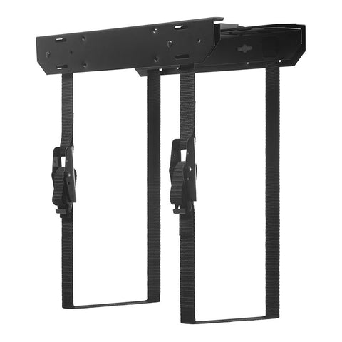 CPU Holder Black on Sliding Runners CPU-57BN