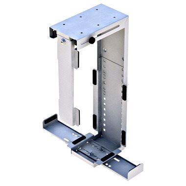 Rigid Locking Computer Holder Silver CPU-87S/L