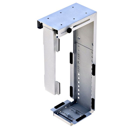CPU-87SN Rigid Silver Steel Support and Clamp CPU-87S