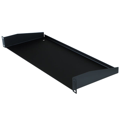 "1U Rack Shelf 180mm/7.09"" Deep R1194/1UK-180"