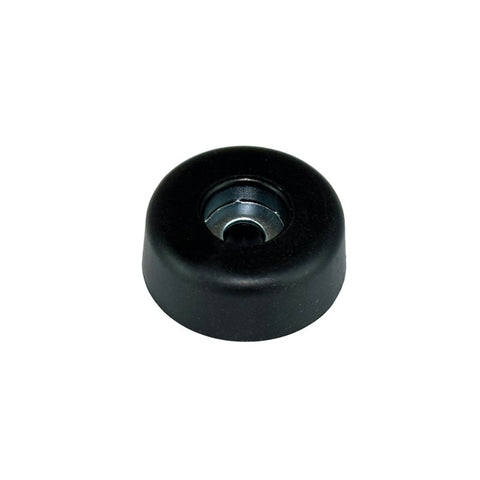 "Rubber Foot with Steel Washer 10mm / 3/8"" F1693"