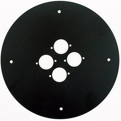 Cable Drum 310 Centre Plate Punched for 4 x D Series Hole