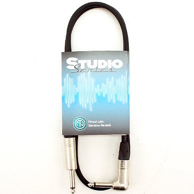 0.5M Studio Series Lo Noise Guitar/ins Lead