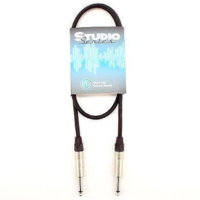 0.6M Studio Series Hi End Lo Noise Guitar/ins Lead