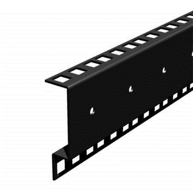Full Hole Rack Strip with Square Holes R0883