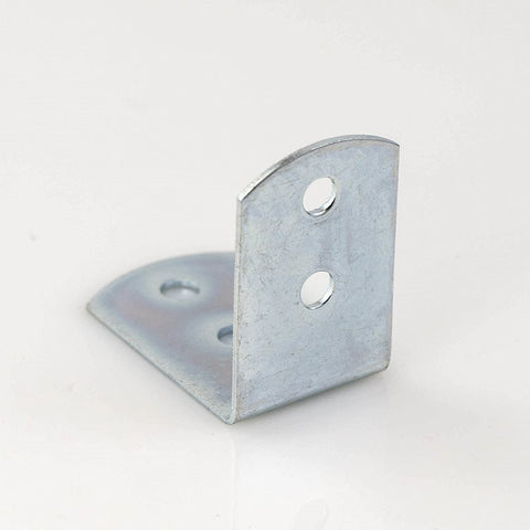 B0702 Corner Brace Small 39mm x 39mm x 25mm 2 Hole Fixing B0702