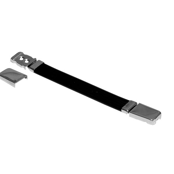 Strap Handle 292mm/11.5in with Metal End Caps H1195