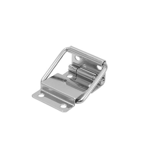 Hinge Strut Chrome 78mm x 37mm P1990