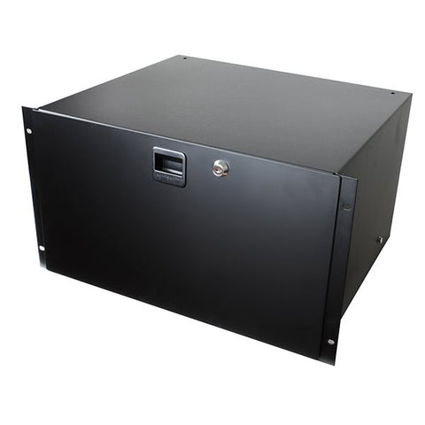 6U Rack Drawer with Slam Latch & Key Lock 3236LK