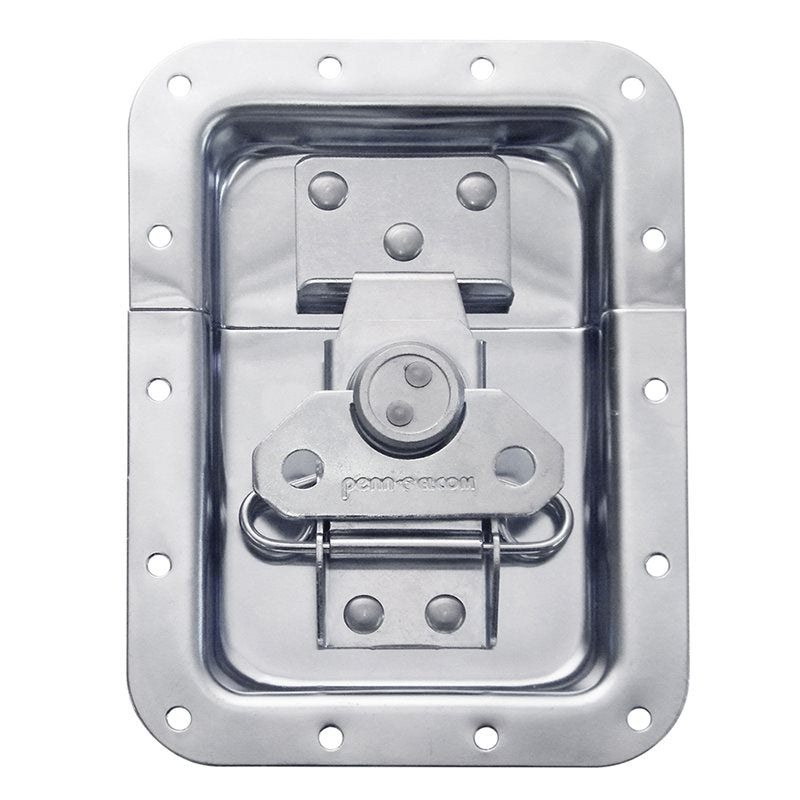 Large Recessed Butterfly Latch L925/525Z