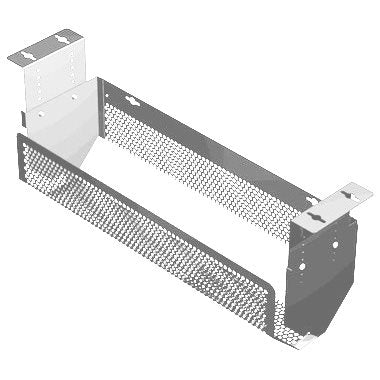 Adjustable Cable Tray Silver CMS-03S