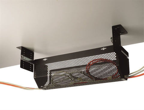 Sliding Cable Tray Black 500mm CMS-05B