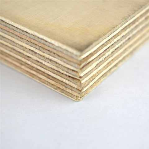 "8x4' Plywood Panel - Thickness: 18mm (0.7"") M870018"