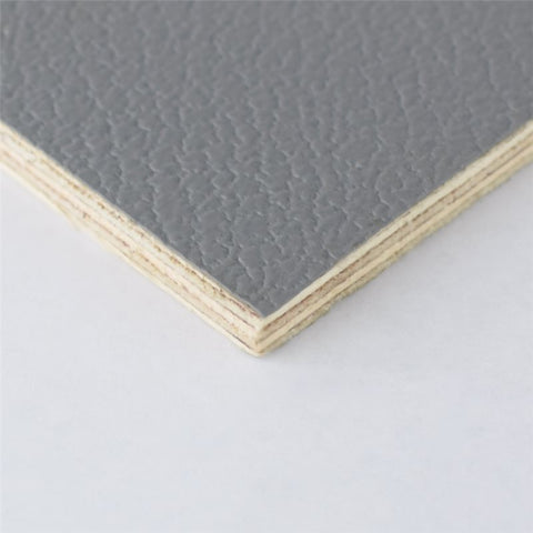 "8x4' Grey Laminated Plywood Panel - Thickness: 6.5mm (1/4"") M876206"