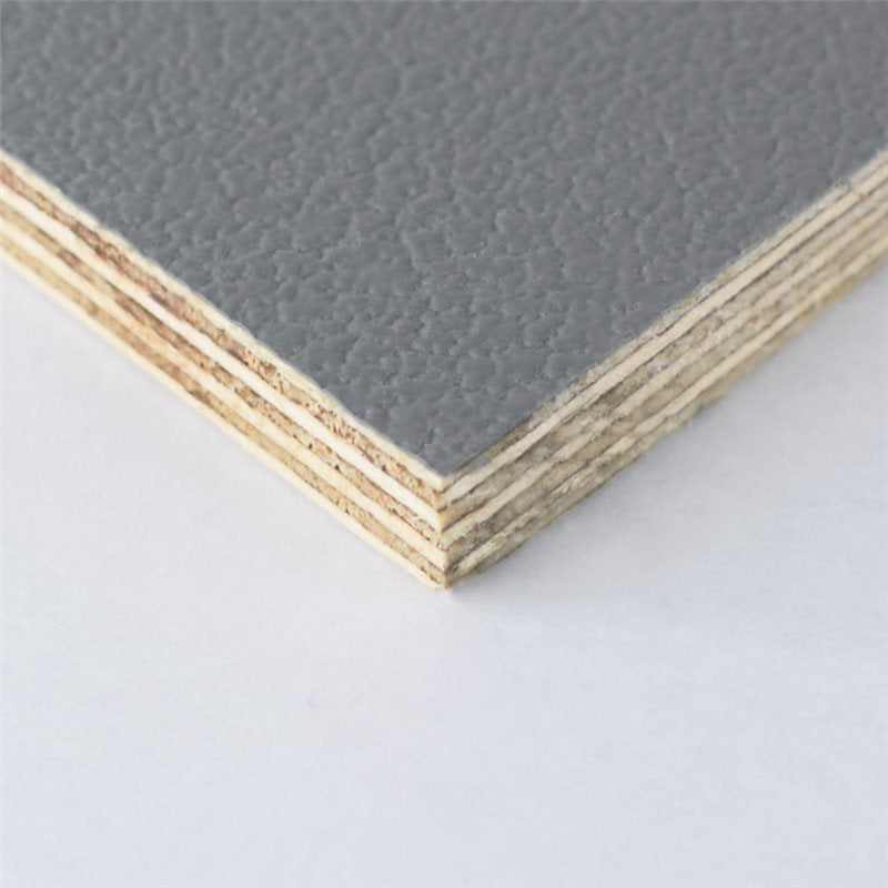 "8x4' Grey Laminated Plywood Panel - Thickness: 9mm (3/8"") M876209"