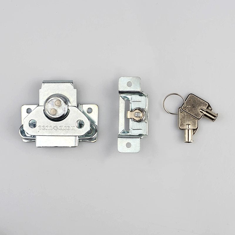 Medium Butterfly Surface Latch Key Lock L0927Z