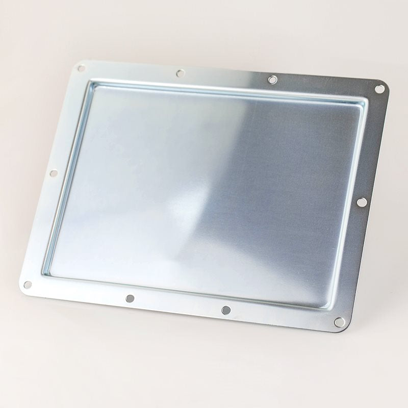 Tour Dish 222mm x 172mm  Zinc D2115Z