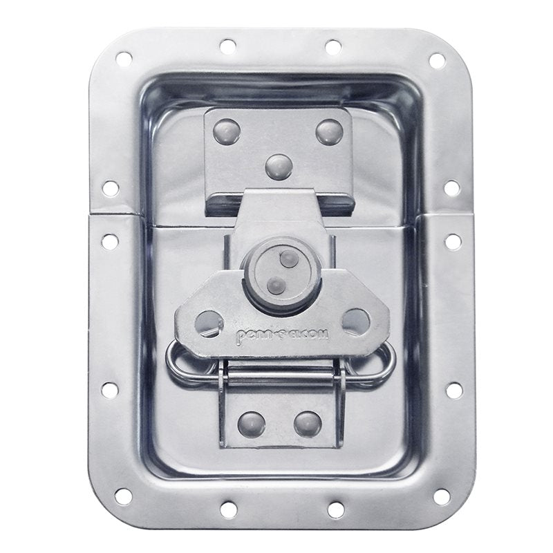Large Recessed Butterfly Latch L925/530Z