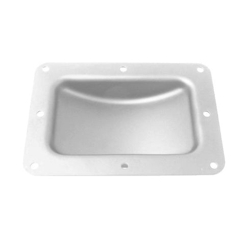 "Castor Dish for 125mm / 5"" Castors Zinc W0962Z"