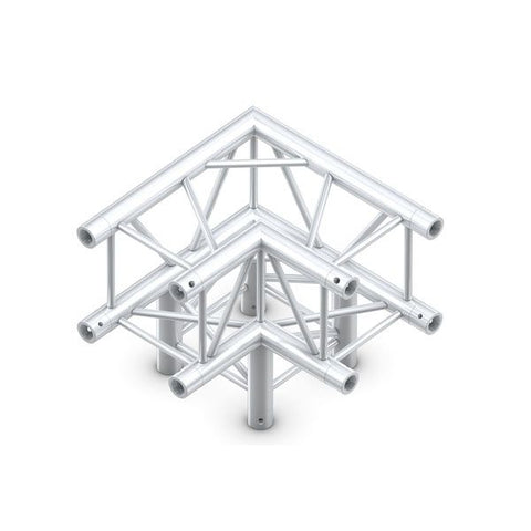 MILOS CORNER 3-WAY 90° Pro-30 Square F Truss