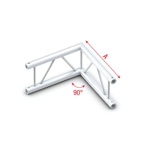 MILOS CORNER 90° VERTICAL Pro-30 Step F Truss