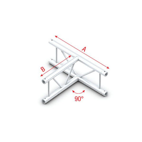 MILOS T-CROSS VERTICAL Pro-30 Step F Truss