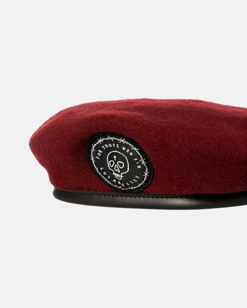 FTWS PATCHED BERET