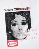 HEARTLESS INSIDE-OUT TEE