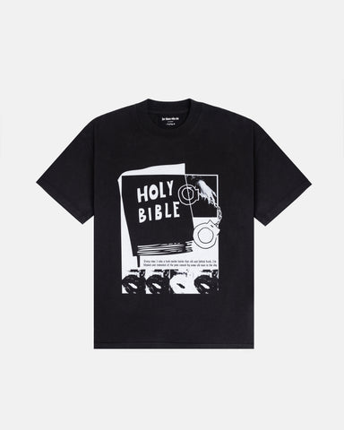 HOLY BIBLE T-SHIRT