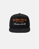AMERICAN QUALITY HAT BLACK