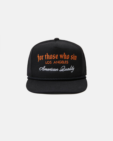 AMERICAN QUALITY HAT (3 COLORWAYS)