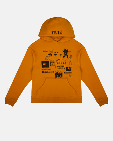 FUCK THE SYSTEM HOODY
