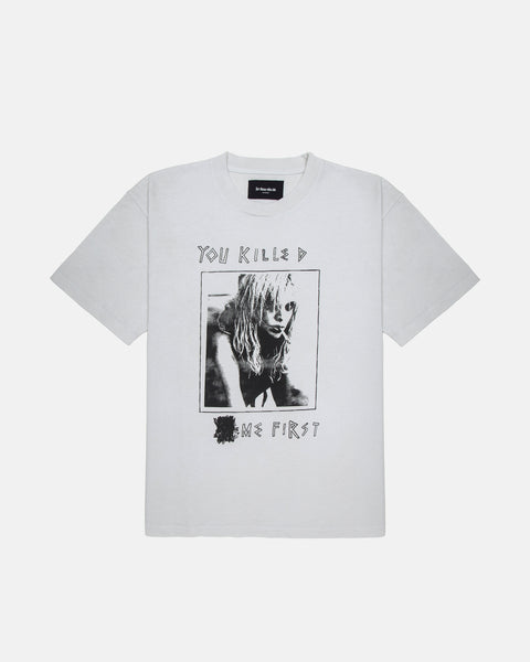 YOU KILLED ME FIRST T-SHIRT