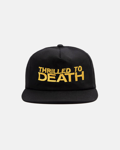 THRILLED TO DEATH HAT