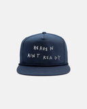 HEAVEN AIN'T READY HAT (2 COLORS)