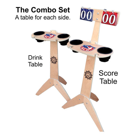 ACO Scorer Pro - The Score, Drink and Combo Table - HOLIDAY SCHEDULE