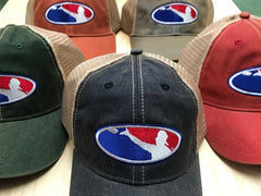 ACO Man Pitching Bag Logo Hat
