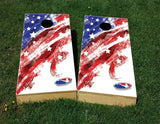 ACO Mini Cornhole Boards - Stock Designs (set of 2)