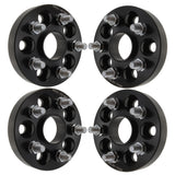 4 pcs 25mm 5x100 Hubcentric Wheel Spacers for Lexus CT200H CT200 Scion tC xD Toyota Corolla