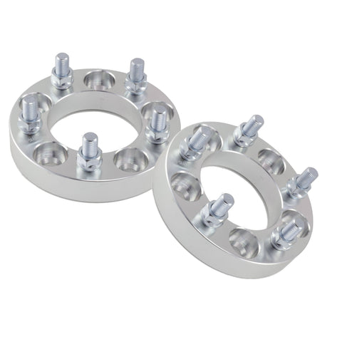 "(2) 1"" (25mm) 