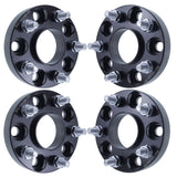 (4) 25mm 5x114.3 Hubcentric Wheel Spacers (67.1mm Bore) - For Mitsubishi Lancer Evo & Others
