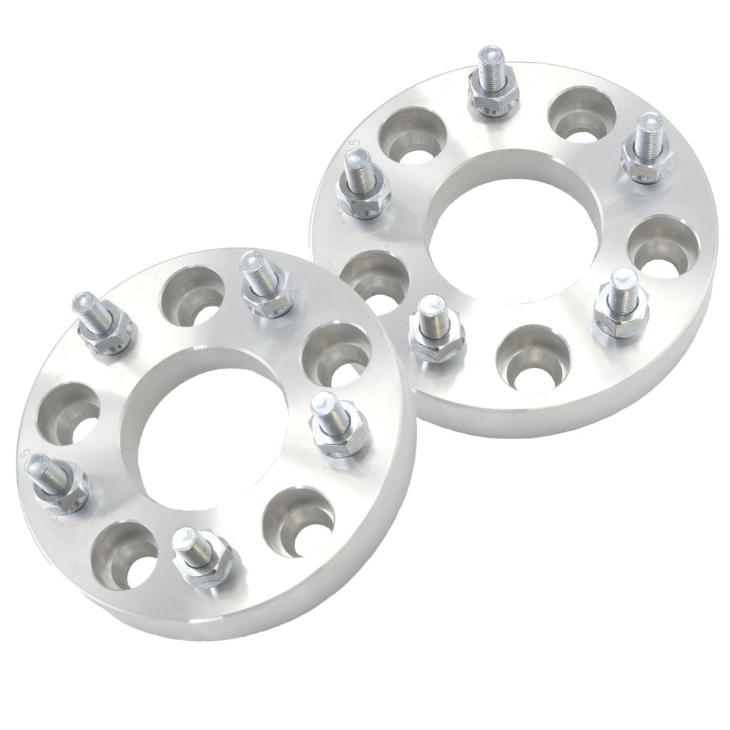 "1.25"" Thick - 5x4.75 Hubcentric Wheel Spacers 