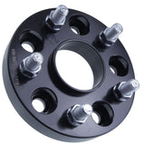 "Set of 4 5x4.75 1"" Inch (25mm) Hubcentric Wheel Spacers Fits Chevy Camaro 2011 Newer (66.9mm Hub)"