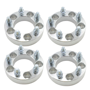 "(4) 1.25"" (32mm) 