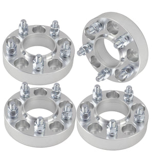 "4pcs 32mm ( 1.25"" ) Chevy  5x4.75 Hubcentric Wheel Spacers (66.9mm Hub) fits Camaro LS LT SS 1LE Z28 Performance Billet"
