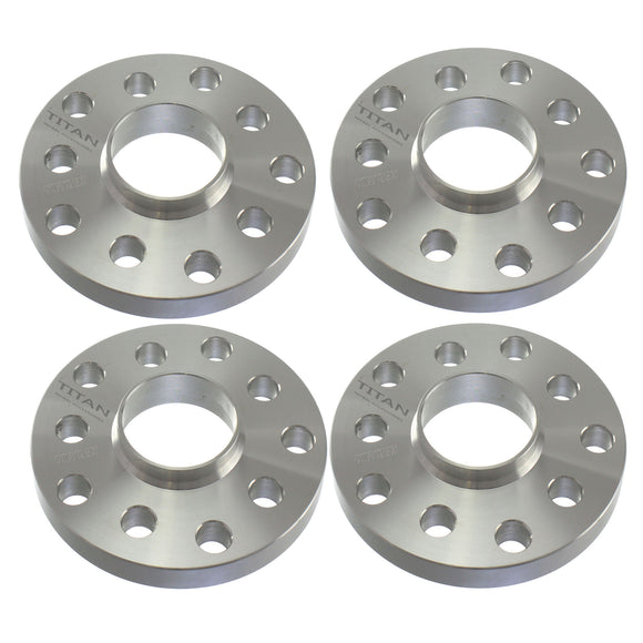 (4) .8 (20mm) Hubcentric Wheel Spacers 5x100 or 5x112  Hubcentric 57.1mm Hub for VW Audi 5 Lug Models