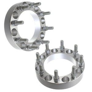 "Pair of 2 | Dodge 2"" ( 50mm )  8x6.5  Wheel Spacers Fits Ram 2500 3500 Trucks Offroad"